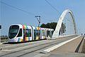 6,05. (pont Confluences) Citadis n°1016 (tram Angers) par Cramos.JPG
