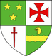 Coat of arms of Saint-Priest-Bramefant