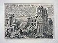 649 Casa Museu Benlliure (València), El Septizòdium de Sever, gravat de G.B. Pittoni.jpg