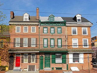 Front Street (Philadelphia) - Image: 704 700 S Front St Philly