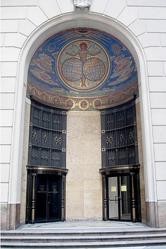 ITT Inc. - 75 Broad Street, Manhattan, former headquarters of ITT