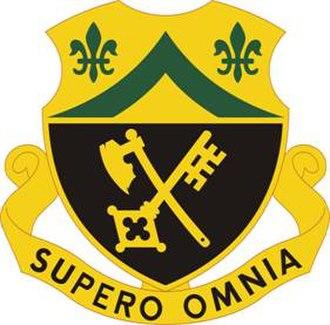 81st Armor Regiment - Image: 81Armor Regt DUI