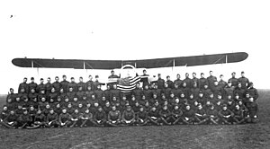 8th Aero Squadron - 8th Aero Squadron, Saizerais Aerodrome, France, 11 November 1918