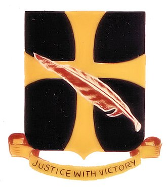 95th Air Base Wing - 95th Bombardment Group emblem (approved 26 February 1943)
