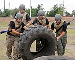 97th SFS holds a team obstacle course for Police Week 110519-F-CM321-701.jpg