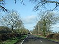 A352 road at Middlemarsh Common - geograph.org.uk - 316451.jpg