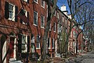 A359, Philadelphia, Pennsylvania, USA, Delancey Street in Society Hill, 2009.JPG