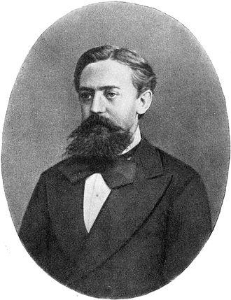 Markov chain - Russian mathematician Andrey Markov.