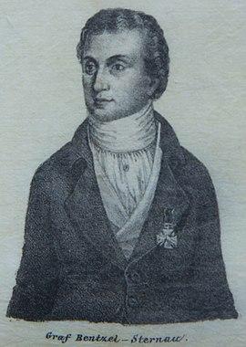 Christian Ernst von Bentzel-Sternau