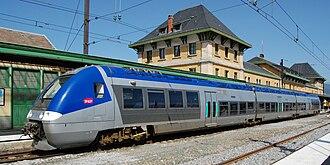 Latour-de-Carol - Railway station