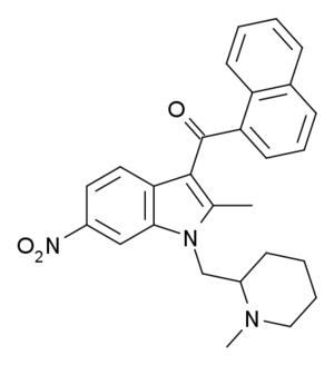AM-1221 - Image: AM 1221 structure