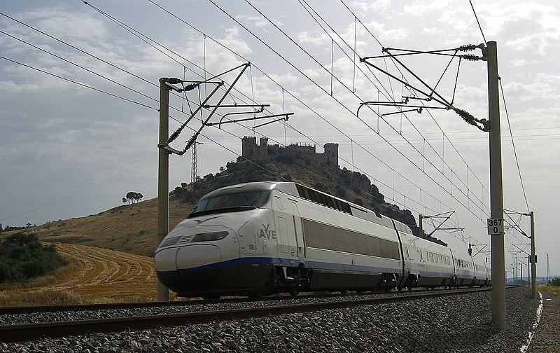 File:AVE serie 100 de RENFE.JPG