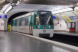 Sully - Morland (metropolitana di Parigi)
