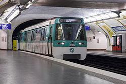 Sully – Morland (Métro Paris)