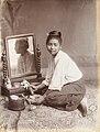 A Burmese girl in 1907 (3).jpg