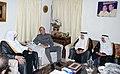 A Parliamentary delegation led by the Speaker of Majlis Ash Shura (Consultative Council) of the Kingdom of Saudi Arabia.jpg
