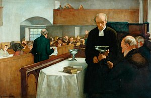 Scottish religion in the nineteenth century - Henry John Dobson's A Scottish Sacrament