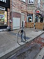 A Tesla vehicle charger, NW corner of Front and George, 2014 12 24 (1).JPG - panoramio.jpg