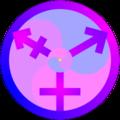 A Yin-Yang-Yuan TranscendGender-Symbol transparent-black.png
