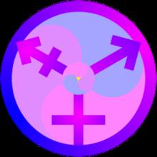 bijela lezbijska trojka