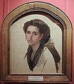 A lady (possibly V.N. Bosneva) by I. Makarov (1850s, Mordovian museum).jpg
