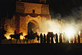 A night scene of Rohtas by Usman Ghani.jpg