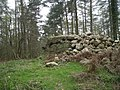 A ruin of an obelisk - geograph.org.uk - 761430.jpg