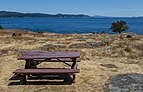 A site with a table at Ruckle Campground, Saltspring Island, Canada 04.jpg