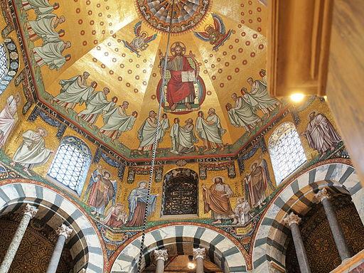Aachener Dom, Pfalzkapelle
