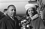 Aankomsten, mensenrechten, Scott-King, Coretta, Bestanddeelnr 918-3369.jpg