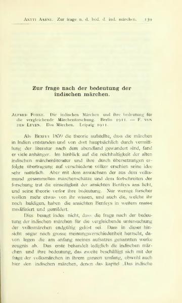 File:Aarne indische Märchen.djvu