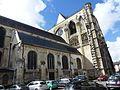 Abbeville - Eglise Saint-Vulfran - Parvis Saint-Vulfran - ancienne Collégiale (41-2016) P1040200cr.jpg
