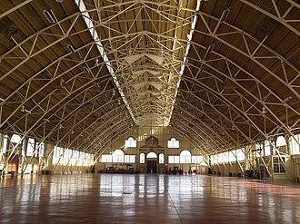 Aberdeen Pavilion - Aberdeen Pavilion - Interior