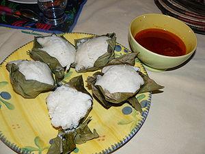 Togolese cuisine - Ablo, a maize-based food