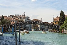 Accademia bridge in Venice (South East exposure).jpg