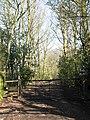 Access road to Park Farm - geograph.org.uk - 758268.jpg