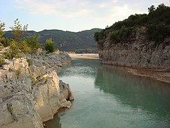 Acheloos river narrows 03