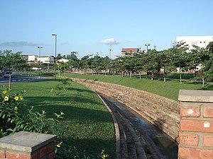 Acre (state) - View of Rio Branco.