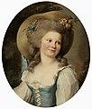 Adélaide Labille-Guiard (1749−1803)- Mme Dugazon in the Role of Babet - Mme Dugazon Babetin roolissa - Mme Dugazon i rollen av Babet (29433004546).jpg