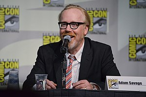 Adam Savage - Savage in July 2012