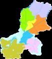 Administrative Division Huai'an.png