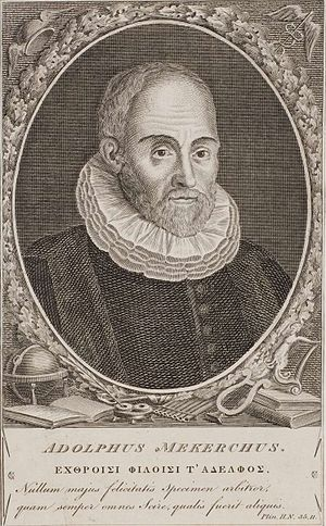 Adolf van Meetkercke - Adolf van Meetkercke, engraving by James Basire.