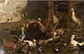Adriaen van Utrecht - Hens, Ducks and a Turkey Cock - KMSst556 - Statens Museum for Kunst.jpg