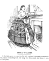 Advice to Ladies (on crinolines), 1863.png