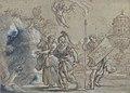 Aeneas and the Cumaean Sibyl Entering the Infernal Regions MET 1977.134.jpg