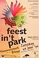 Affiche Feest in't Park Brugge 1996.jpg