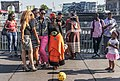 Africa Day At George's Dock In Dublin Docklands (Scheduled For Today- Fashion Show - Parade of 'Best Dressed' Winners) (7275619738).jpg