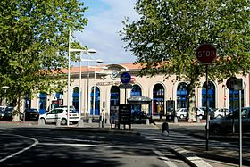 Image illustrative de l'article Gare d'Agde