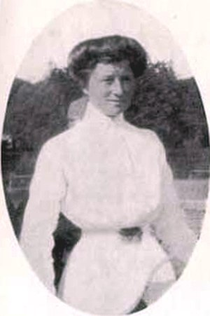 Agnes Morton - Morton, prior to 1910