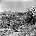 Ain Karem (Ein Kerem) gezien vanuit het dal, Bestanddeelnr 255-0430.jpg